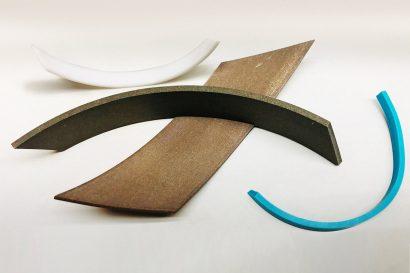 Guiding tape i PTFE og PTFE-compounds