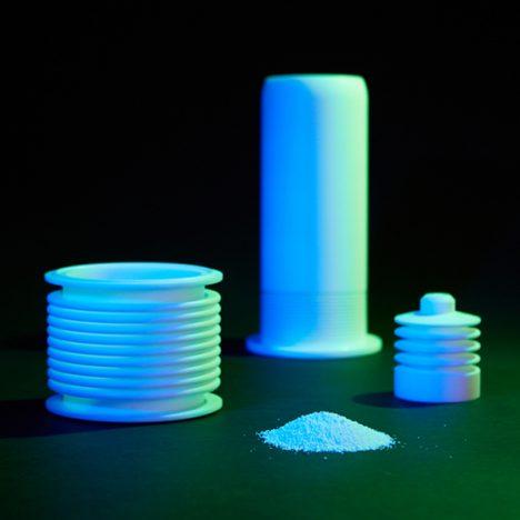 PTFE CNC-maskindele